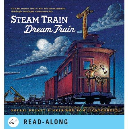 Steam Train, Dream Train - eBook