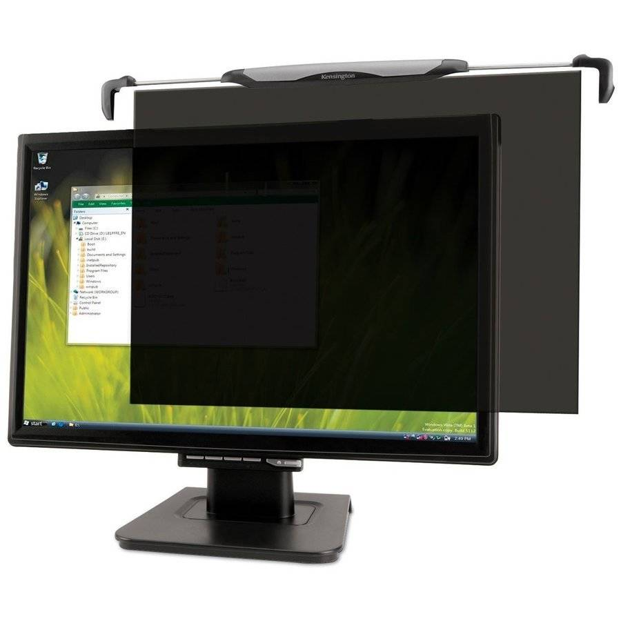 "Kensington Snap2 Privacy Filter for 17"" LCD Monitor"