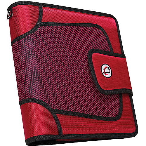 "Case It S-815 2"" Tab Closure Binder, Available in Multiple Colors"