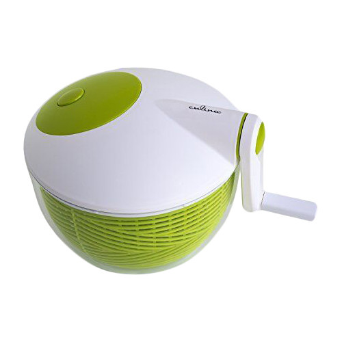 Culina Space Saver Salad Spinner 3-Quart by Culina