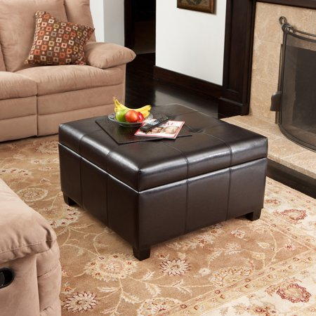 Awe Inspiring Christopher Knight Home Richmond Espresso Bonded Leather Andrewgaddart Wooden Chair Designs For Living Room Andrewgaddartcom