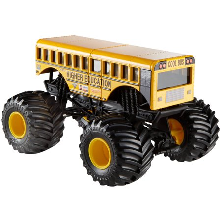 monster truck bus kamisco. Black Bedroom Furniture Sets. Home Design Ideas