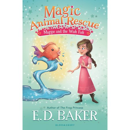 Magic Animal Rescue 2: Maggie and the Wish (G&s Magic Fish)
