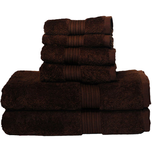 Egyptian Majestic Oversized Heavy Weight Egyptian Cotton Collection - 6 Piece Set
