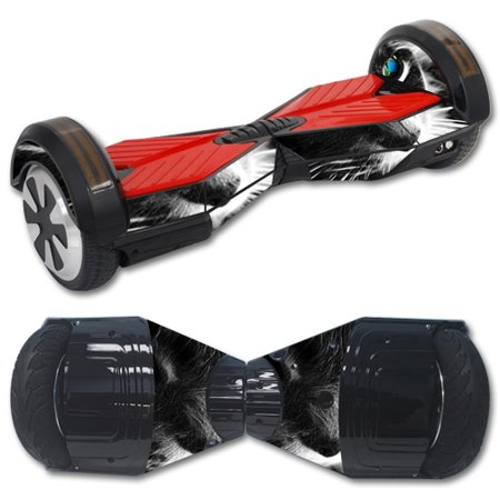 Skin Decal Wrap for Balance Board Scooter Hover bluetooth Cat