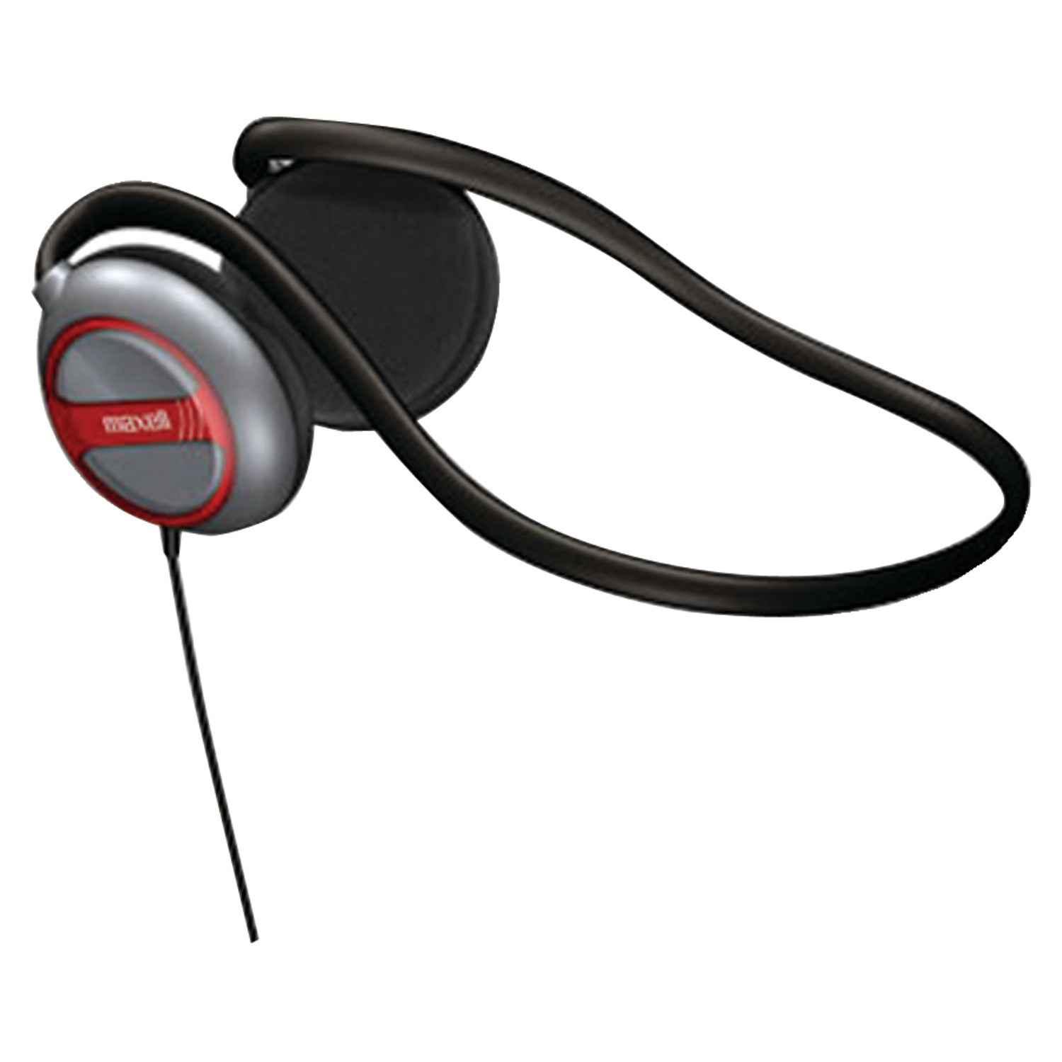 Maxell 190316 Behind-the-Neck Stereo Headphones with Swivel Ear Cups