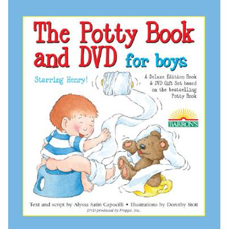 The Deluxe Potty Book and DVD Package for Boys (Other) (Fox Package)