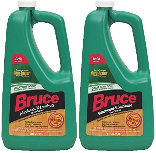 Bruce 64 oz NoWax Hardwood and Laminate Floor Cleaner Refill (Pack of 2)
