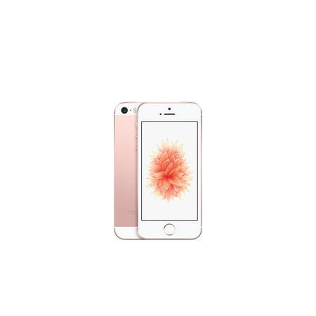 iPhone SE 32GB Rose Gold (Unlocked) Refurbished Grade B](buy unlocked iphone 32gb)