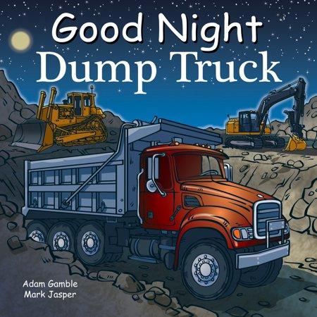 Good Night Dump Truck - Cj Kids