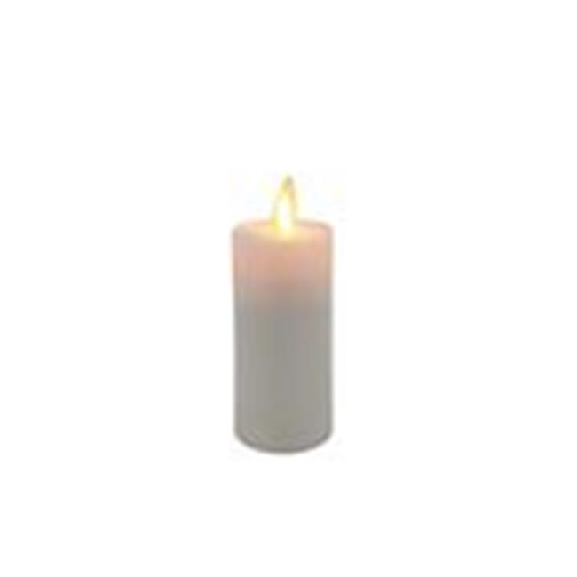 Mystique 3 in. Ivory Flameless Votive Candle - image 1 of 1
