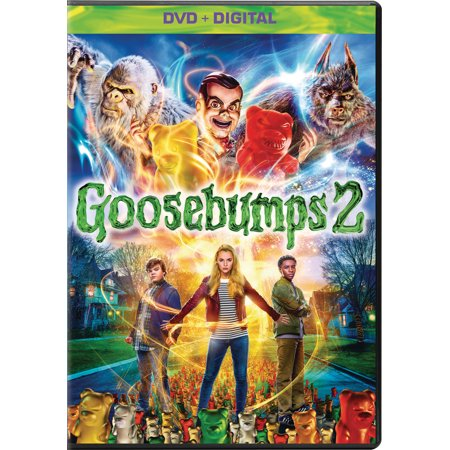 Goosebumps 2: Haunted Halloween (DVD + Digital Copy)