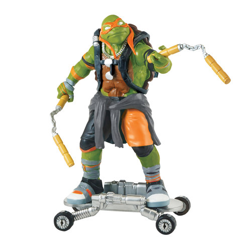 Teenage Mutant Ninja Turtles Out of the Shadows Michelangelo Basic Figure