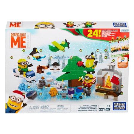 Mega Bloks Despicable Me Minions Movie Advent Calendar](Despicable Me Toys)