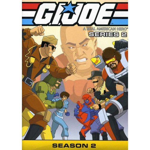 G.I. Joe: A Real American Hero - Series 2, Season 2 (Full Frame)