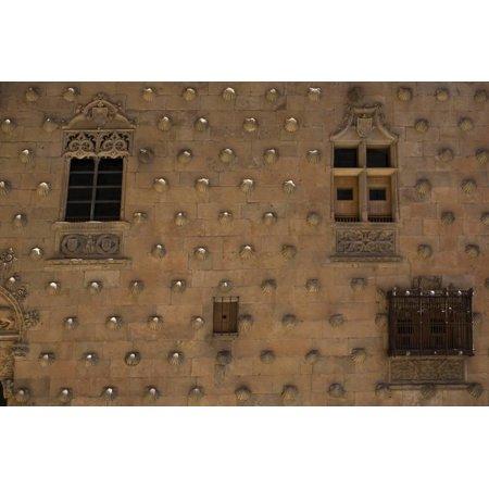 Casa De Las Conchas Wall Print Wall Art By jgaunion - Decoracion Casa De Halloween
