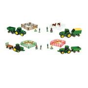 John Deere 10 Piece Farm Set
