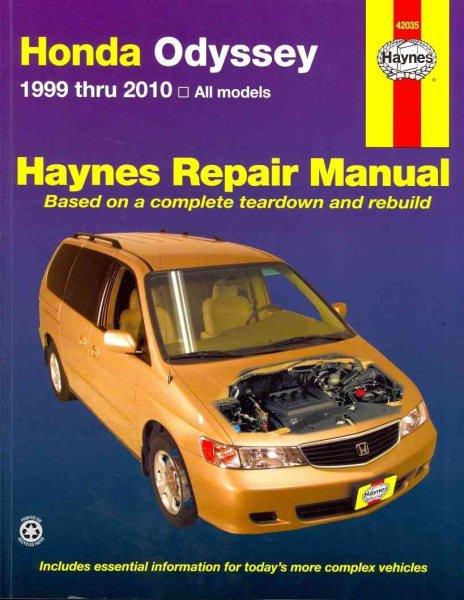 haynes honda odyssey automotive repair manual walmart com rh walmart com Walmart Battery walmart auto repair manuals