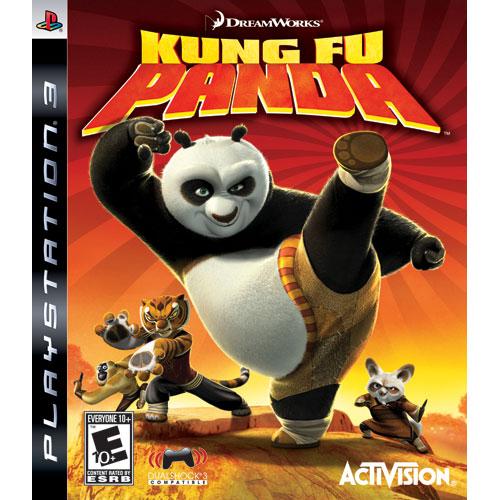 Image of Kung Fu Panda - Playstation 3