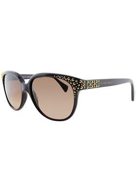 Alexander McQueen AMQ 4212 RYY/D8 Women's Square Sunglasses