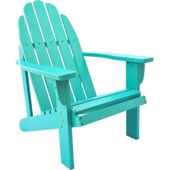 Catalina Adirondack Chair, Aqua