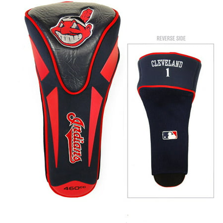 Team Golf MLB Cleveland Indians Single Apex Driver Head Cover