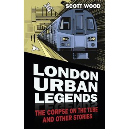 London Urban Legends - eBook