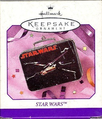 X-Wing Starfighter MAGIC 1998 star wars Hallmark Keepsake Ornement Comme neuf IN BOX