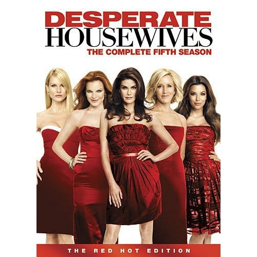 Desperate Housewives: The Complete Fifth Season (The Red Hot Edition) (Widescreen)