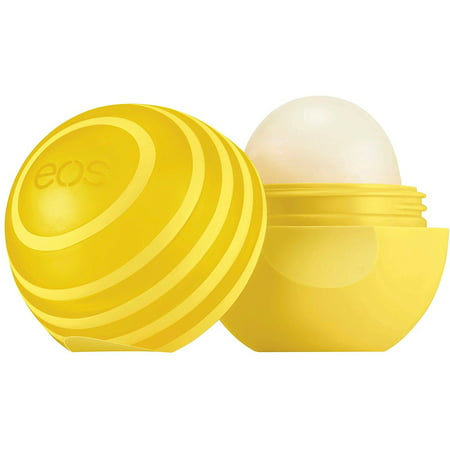 EOS Active Protection Lip Balm, Lemon Twist 0.25 oz (Pack of 2)