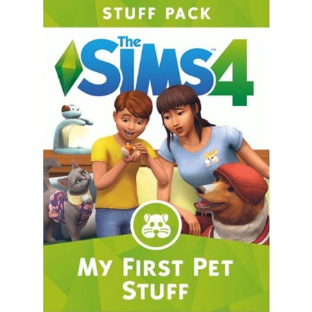 Electronic Arts The Sims 4 My First Pet Stuff (Email Delivery) (Sims Pets 3 3ds)