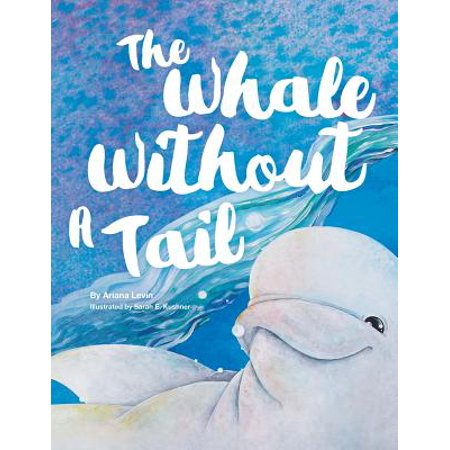 Tails Soft Book - The Whale Without a Tail (Paperback)