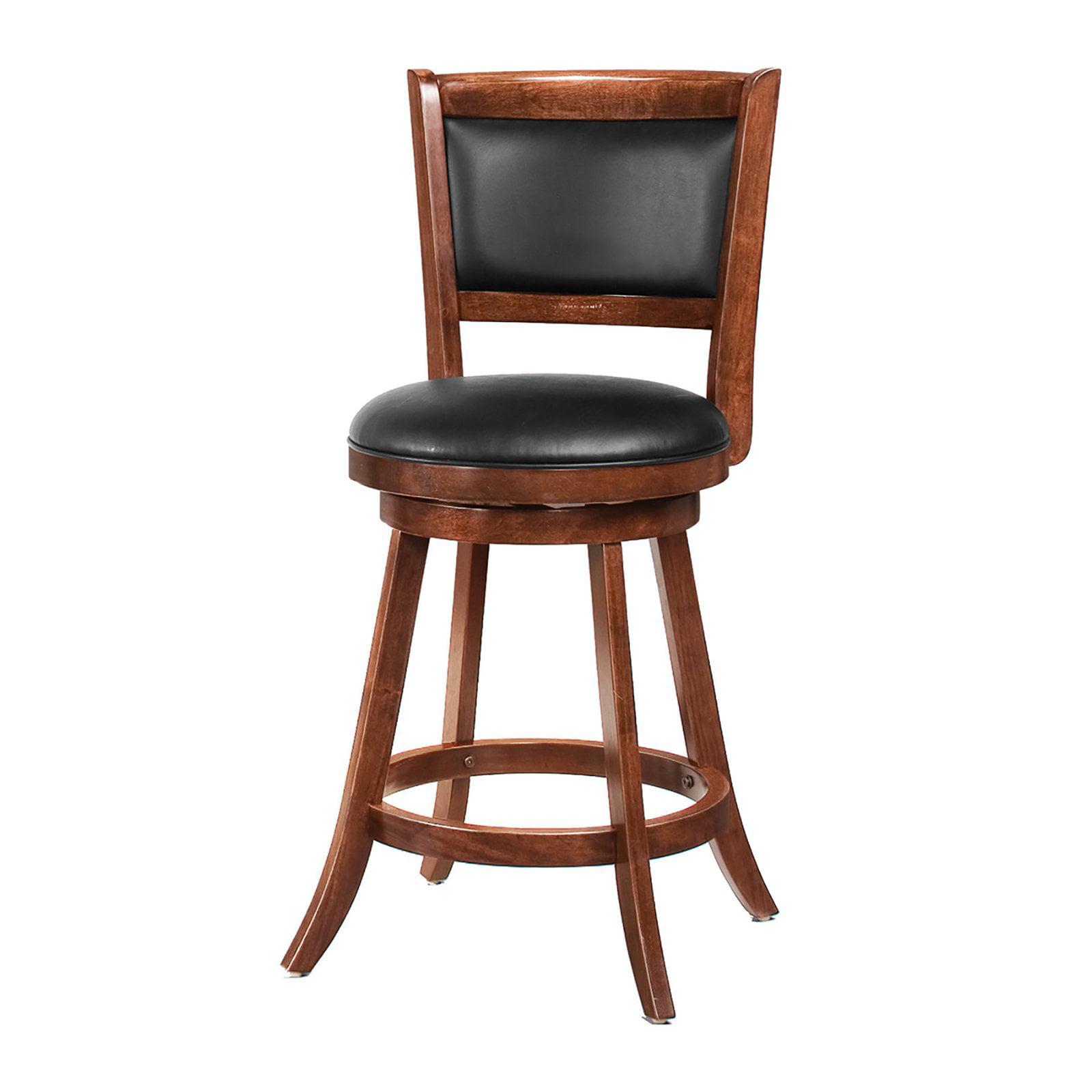 Coaster Furniture Corning Swivel Bar Stool Set of 2 by Overstock