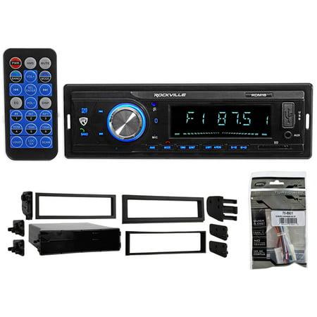 Subaru Baja Turbo (Digital Media Bluetooth AM/FM/MP3 USB/SD Receiver Stereo For 2003-05 Subaru Baja)