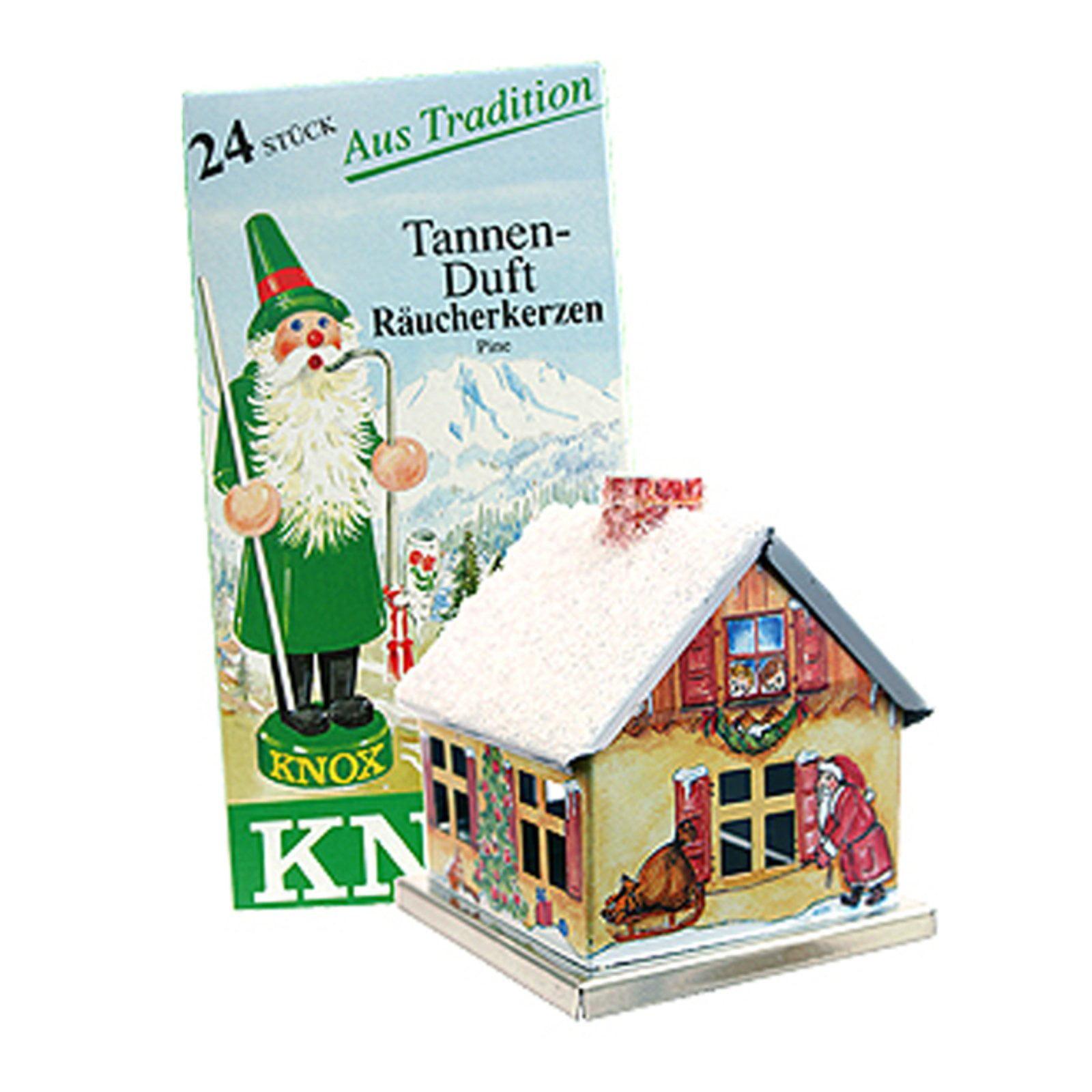 Christmas Incense House