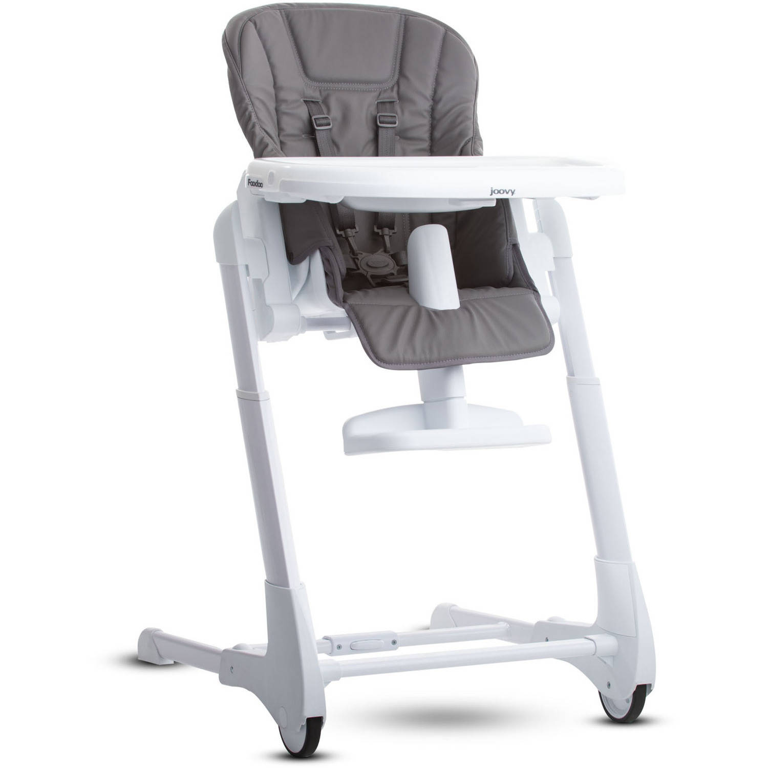 Joovy Foodoo Baby Height Adjustable High Chair, Charcoal by Joovy