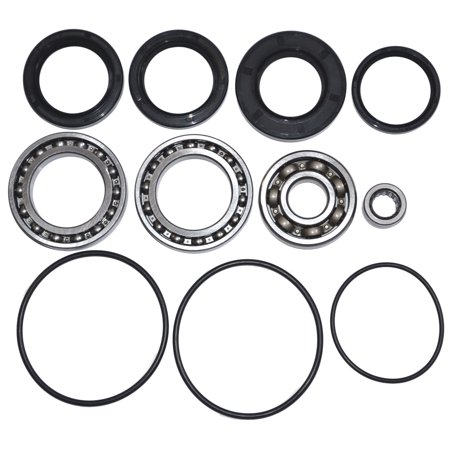 Top Notch Parts Honda TRX300FW 300 FourTrax 4WD ATV Rear Differential Bearing Kit (Differential Drive)