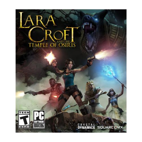 Lara Croft and the Temple of Osiris (Windows)