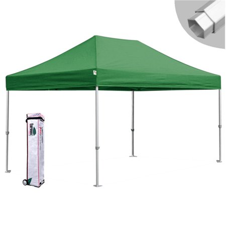 wholesale dealer 79646 3cc9e Eurmax Canopy Inc Pro 10 x 15 ft. Professional Aluminum Canopy