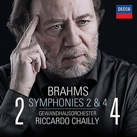 Brahms: Symphonies Nos. 2 & 4 (CD)