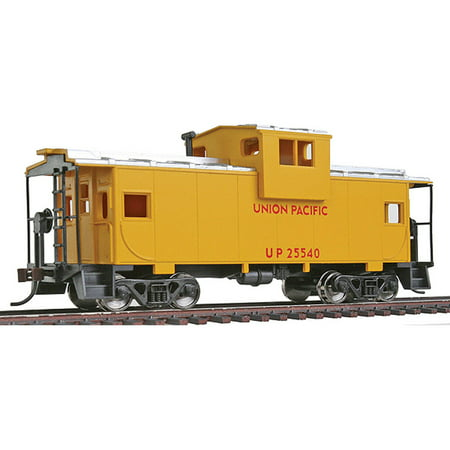 Walthers Trainline HO Scale Wide Vision Caboose Car Union Pacific/UP