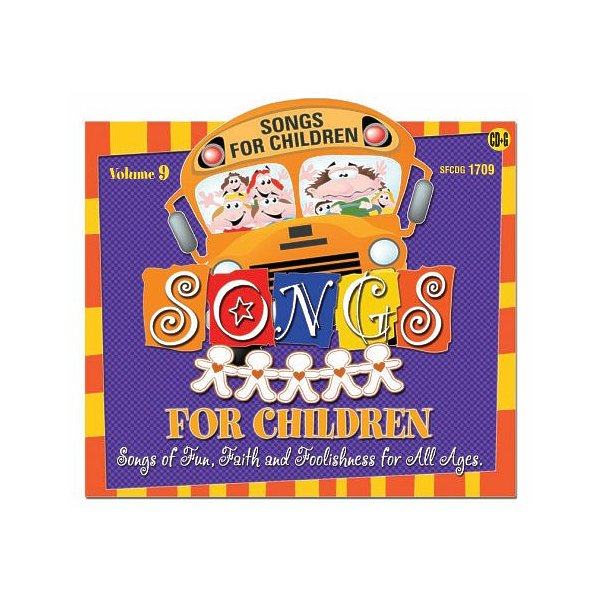 Pocket Songs Karaoke: Songs for Children, Vol. 9