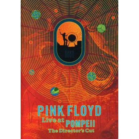 Live at Pompeii (DVD) (Pompeii 2017)