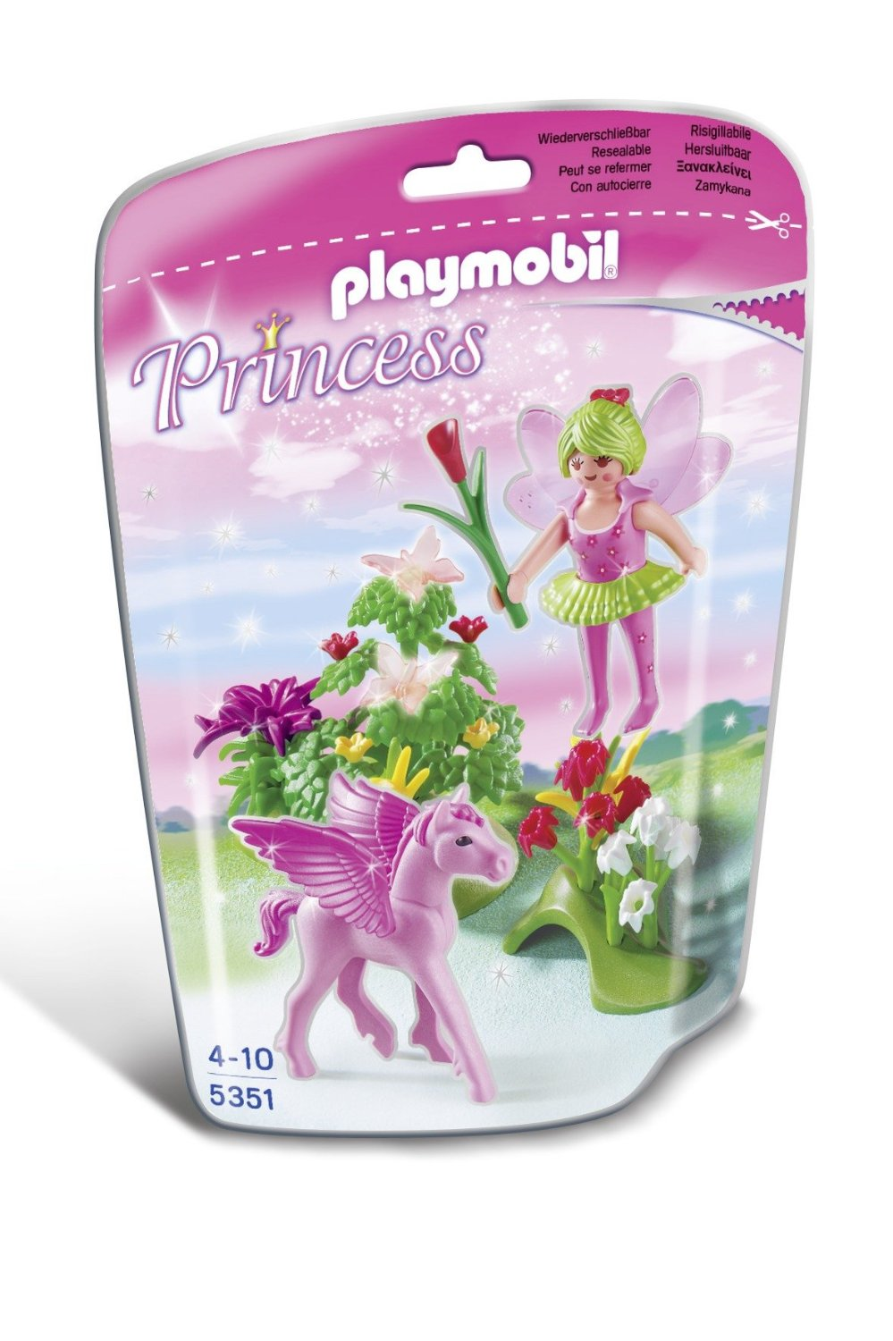 PLAYMOBIL Spring Fairy Princess with Pegasus Play Set by PlayMobil