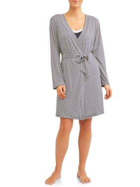 product image nurture by lamaze maternity 2 piece nursing chemise and robe set available in plus - Maternity Christmas Dress
