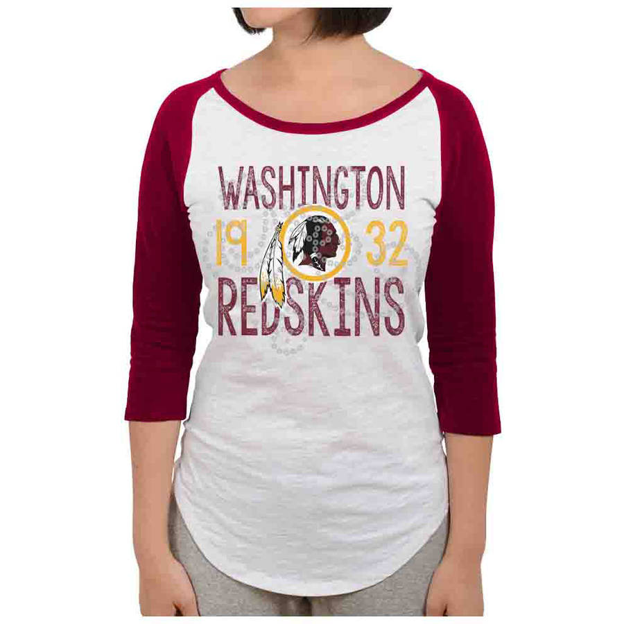 NFL Washinton Redskins Juniors Long Sleeve Graphic Tee