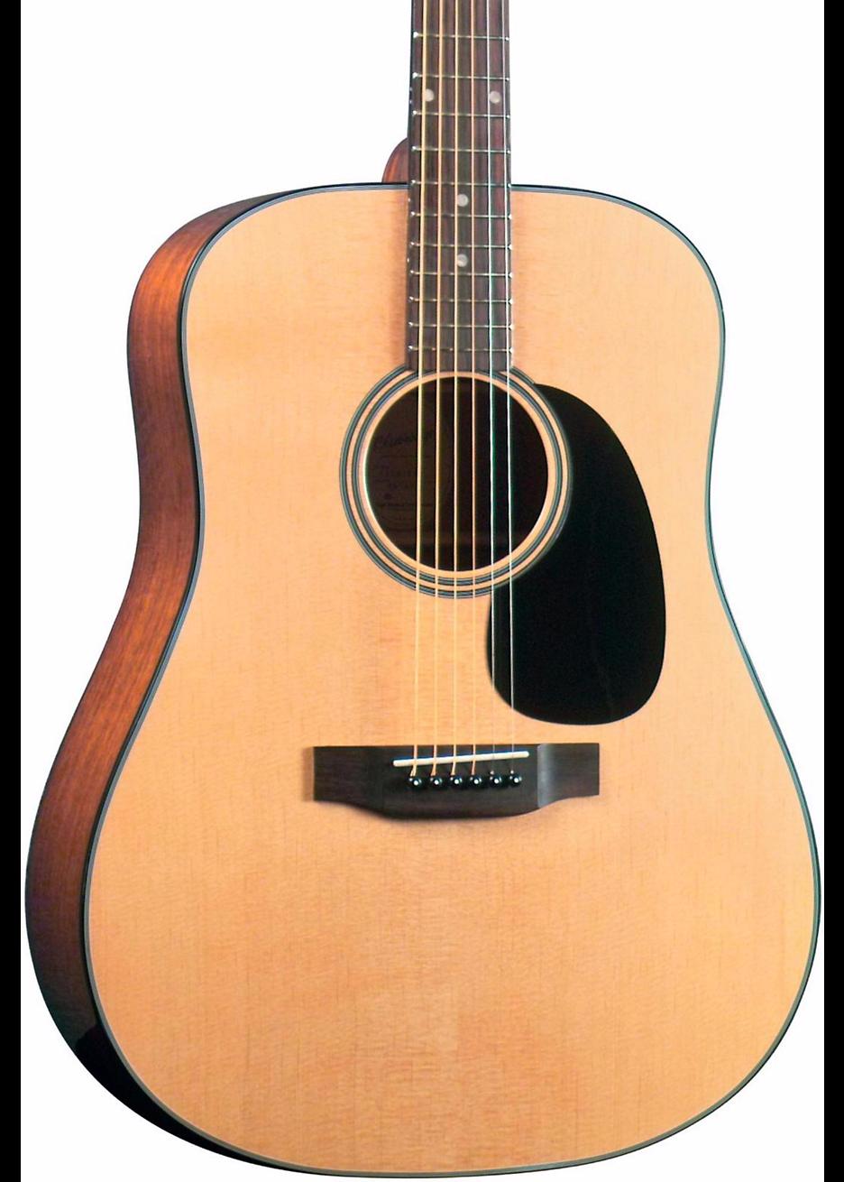 Blueridge BR40 Contemporary Series Dreadnought Guitar Natural by Blueridge