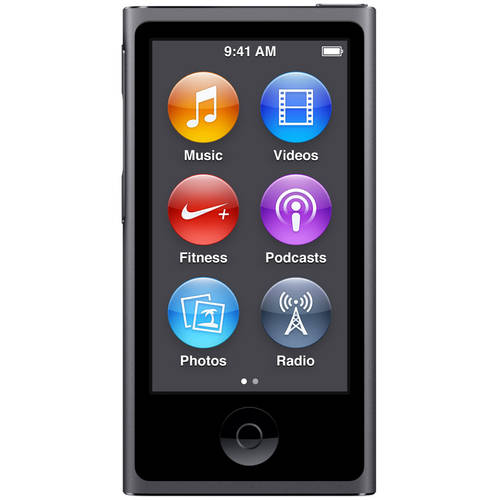 Apple iPod nano 16GB, Assorted Colors