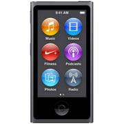 Apple iPod nano 16GB (Space Gray)