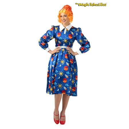 The Magic School Bus Miss Frizzle Costume - Paper Magic Group Costumes